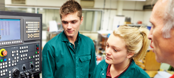Apprentice and Technical Trainee programs